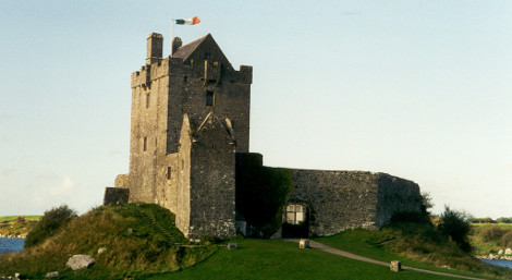 Cidade de Galway, na Irlanda