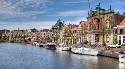 Cidade de Haarlem, na Holanda