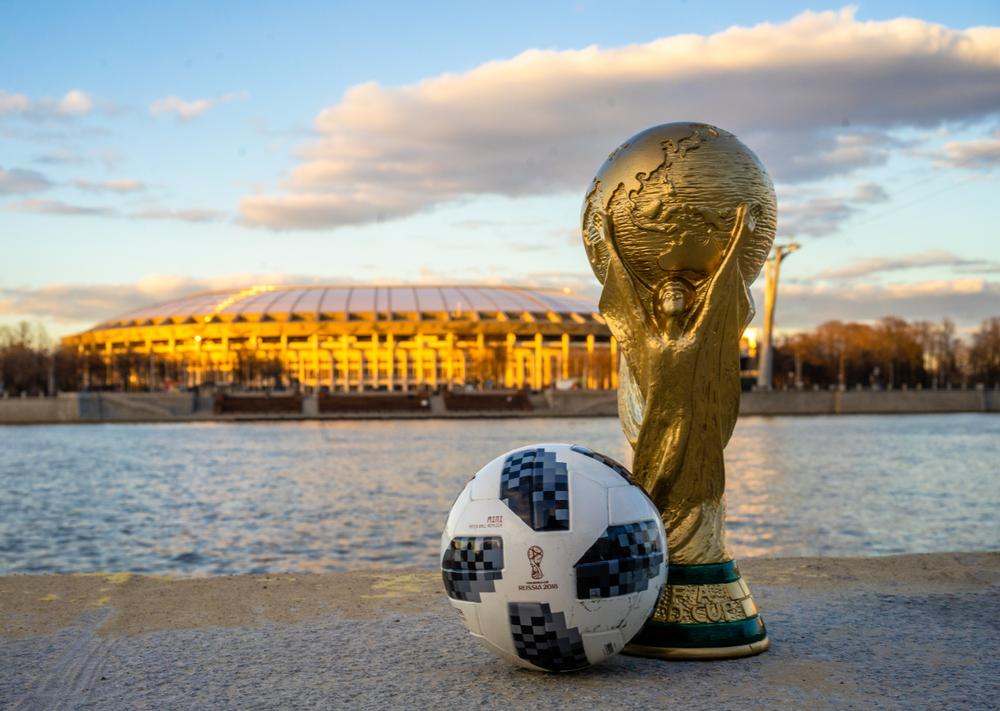 Copa é o evento mais badalado do momento/ Créditos da imagem: Fifg e Shutterstock