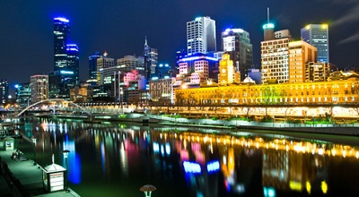 Melbourne, na Austrália, é a melhor cidade do mundo para se viver, segundo a pesquisa da Economic Intelligence Unitcidade