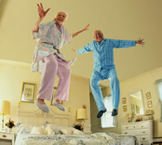 Gerontologia é a promoção da qualidade de vida no envelhecer