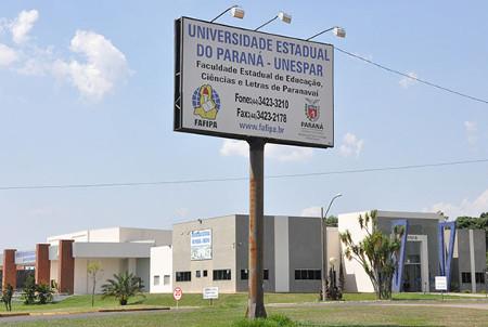 Faculdade Estadual de Educação, Ciências e Letras de Paranavaí