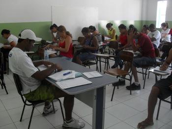 As aulas são gratuitas, com 240 vagas para cada ano