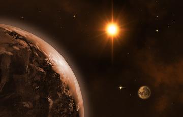 Diversas teorias tentam explicar a origem da vida em nosso planeta.