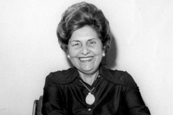 Dorina Nowill lutou pela inclusão de cegos na educação e no mercado de trabalho - Créditos: Fundação Dorina Nowill