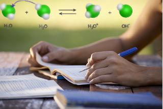 Os conteúdos de equilíbrio químico não são básicos, por isso o candidato deve estudá-los bastante.