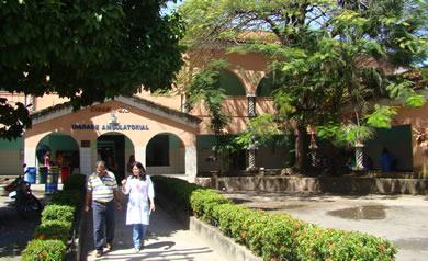 Centro Integrado de Saúde Amaury de Medeiros da UPE