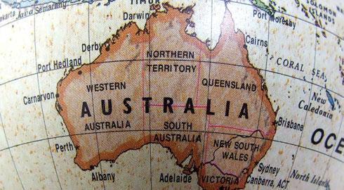 Atlas da Austrália