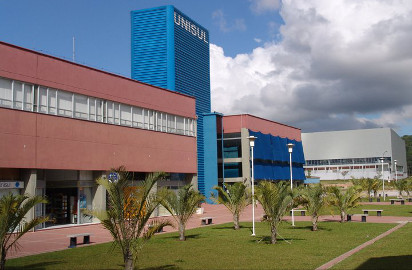 Campus Grande Florianópolis, em Palhoça