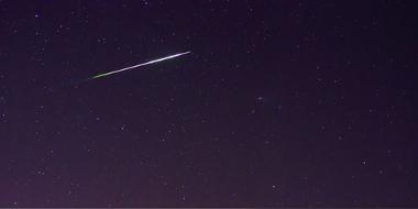 As Perseidas formam um belo fenômeno astronômico
