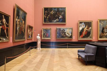 Bacharel em História da Arte pode ser curador de museus e exposições.