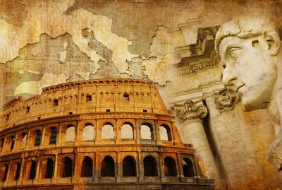 É necessário ficar atento às abordagens do Enem sobre o Império Romano