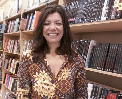 Enfermeira e professora Ana Cristina da S. Oliveira