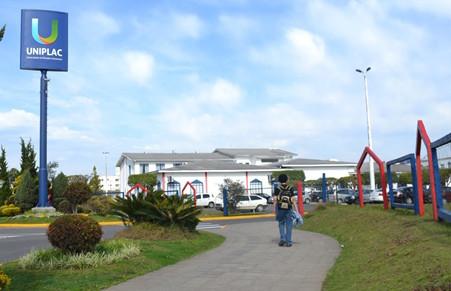 Entrada do Campus de Lages