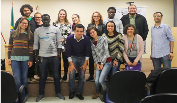 Equipe do Migraidh UFSM trabalha com refugiados de Lajeado/RS