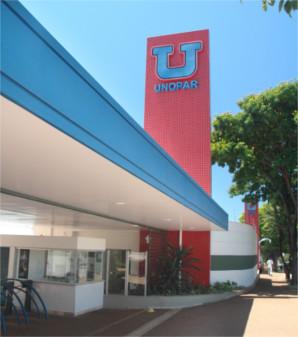 Fachada da Unidade Piza em Londrina