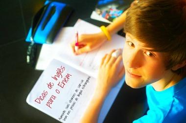 Algumas dicas podem auxiliá-lo(a) a obter melhor desempenho nas provas de inglês do Enem