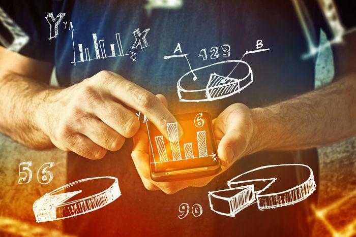 Formas de sistematização de dados