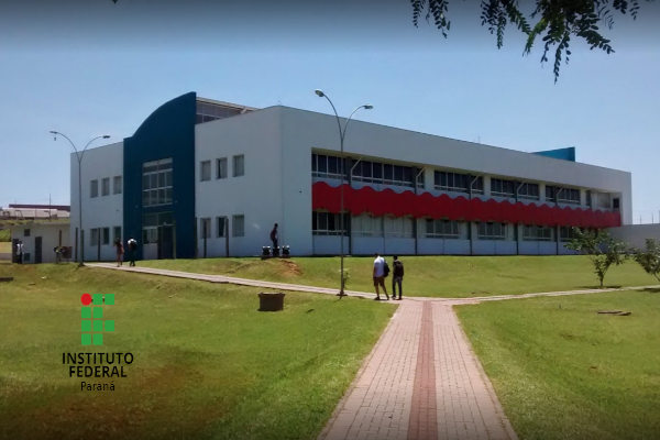 Crédito: Divulgação/IFPR