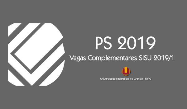 FURG (RS) recebe inscrições do Vestibular 2019 via Enem para vagas remanescentes do SiSU