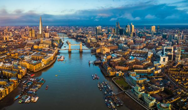Londres foi eleita a cidade poderosa mais carismática do mundo