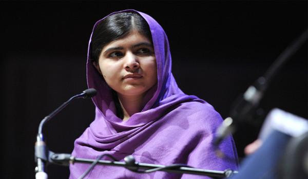 Malala é o símbolo da luta de mulheres pelo direito à educação / Créditos: Southbank Centre