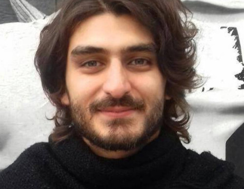 Mateus Silva foi atingido na cabeça por um cassetete na greve geral do dia 28 de abril