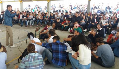 Movimento Ocupa Paraná pede transferência dos locais de provas do Enem