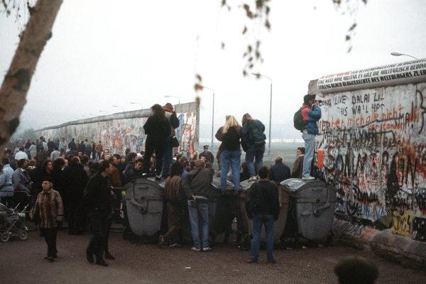 Quedo do Muro de Berlim completa 30 anos em 2019
