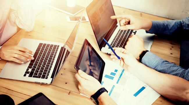 Notebook é ferramenta de trabalho de vários profissionais