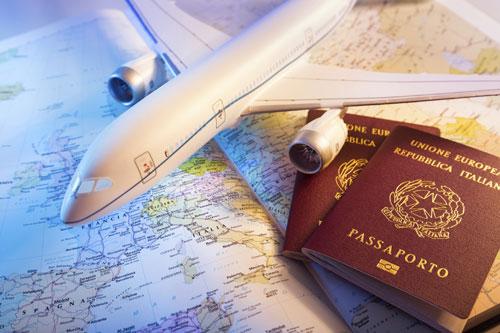 O agendamento para o visto é feito online pelo aplicativo PRENOTA ON-LINE