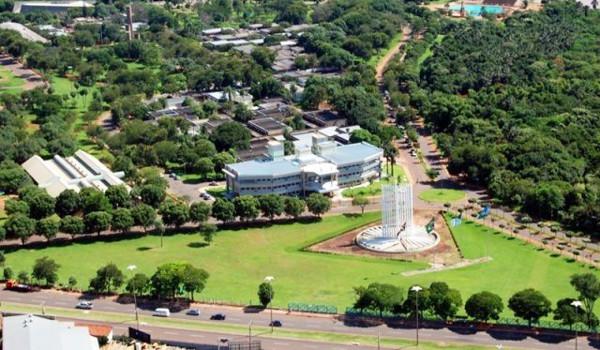 O Campus de Campo Grande é o maior da UFMS e oferece mais de 40 graduações