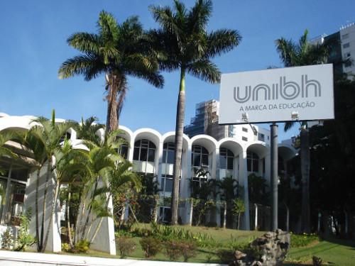 O Campus Estoril é um dos principais da UniBH e oferece, entre outros, o curso de Medicina.