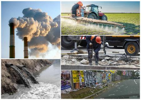 O Enem aborda os impactos ambientais a fim de analisar se o candidato sabe como a ação humana impacta o meio ambiente
