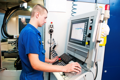 O técnico em Automação Industrial está habilitado para o manuseio de máquinas na indústria