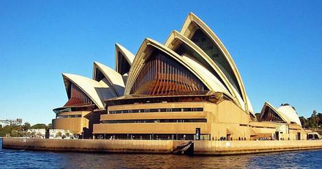 Opera House, na baía de Sydney