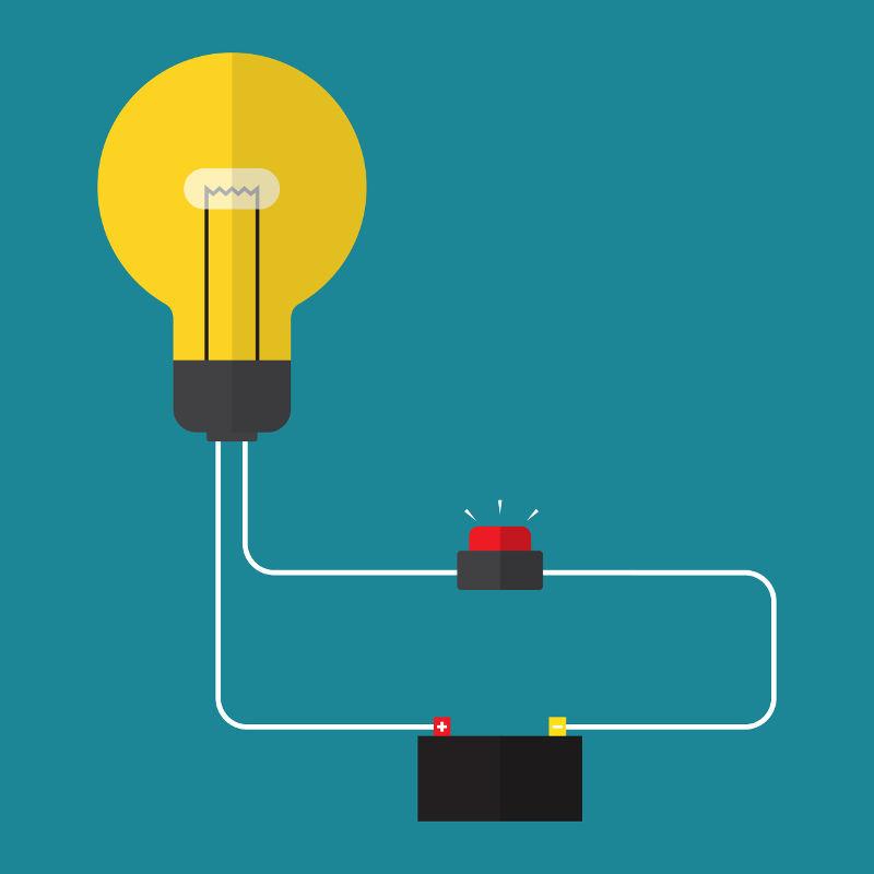 Os circuitos elétricos frequentemente aparecem no Enem
