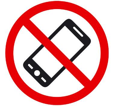 Participante que usar celular durante a prova será eliminado