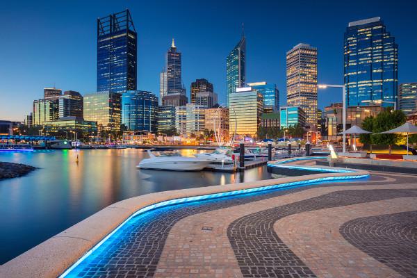 Perth atrai mais de 59 mil estudantes internacionais todos os anos