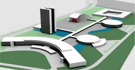 Projeto do novo campus