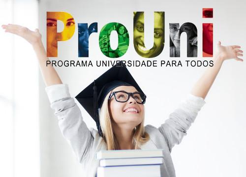 ProUni é uma oportunidade de estudar de graça usando as notas do Enem