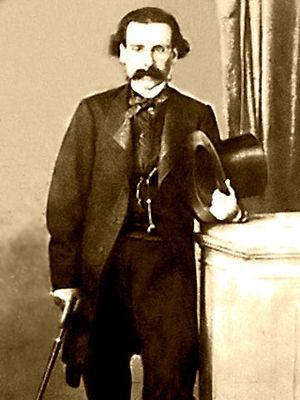 Representante do Romantismo, Camilo Castelo Branco foi um dos mais importantes escritores da literatura portuguesa