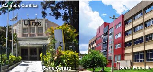 Unidades de Curitiba