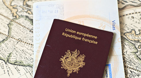 Visto de estudante para cursos de mais de três meses de duração é obrigatório na França