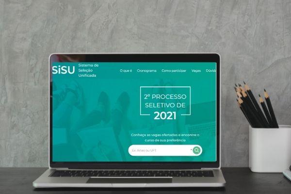 Consulta de vagas está disponível na página inicial do site do SiSU