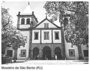 Mosteiro de São Bento (RJ)