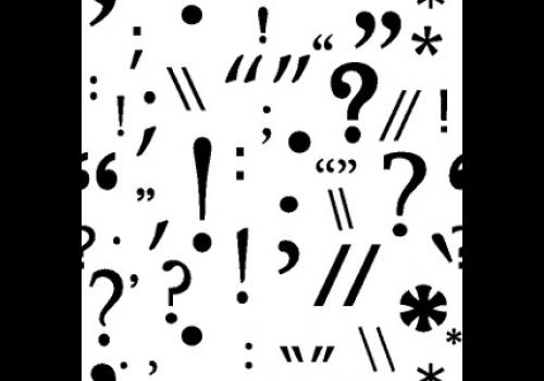 Os sinais de pontuação representam pausa na fala e entonação da voz, reproduzindo, assim, na escrita, emoções, intenções e anseios.