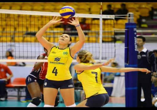 Voleibol. Regras do Voleibol - Brasil Escola 1c162a117b073