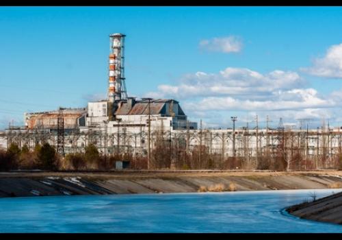 O acidente nuclear de Chernobyl aconteceu em 1986, na Ucrânia.