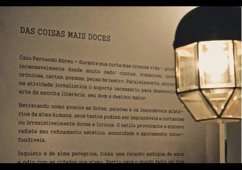 Caio Fernando Abreu Brasil Escola